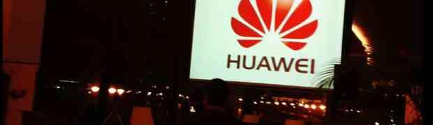 Huawei представила в Баку новые телефоны