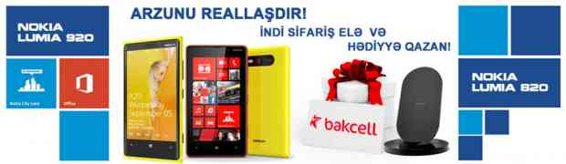 Mobitel открыл предзаказы на Lumia 820 и 920
