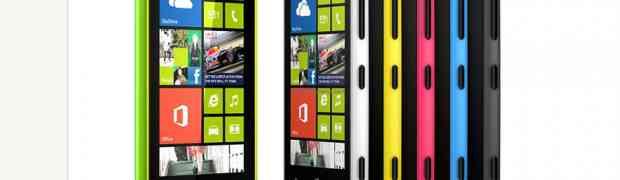 Lumia 620: смартфон за $249 на WP8