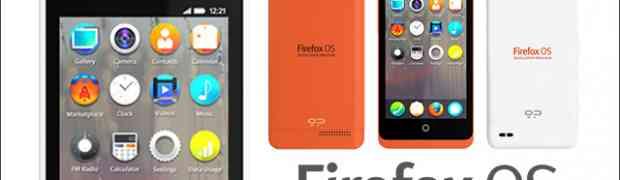 Телефоны Firefoox посупили в продажу