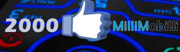 2000 лайков на нашей страничке Facebook