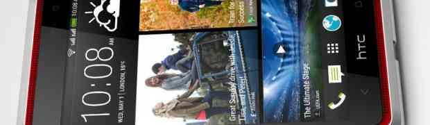 HTC представила новый dual sim смарфтон Desire 600