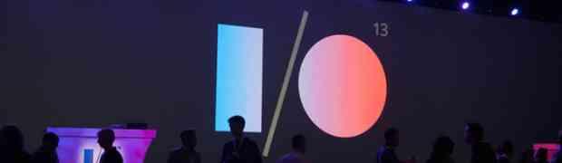 Стартовал Google I/O, нового Android нет.