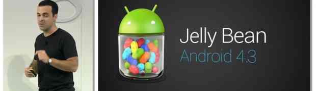 Google представил новый Nexus и Android 4.3
