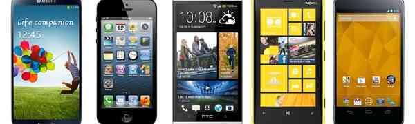 Гид Millimobilli по покупке топового телефона. Выбираем лучший смартфон первой половины 2013.
