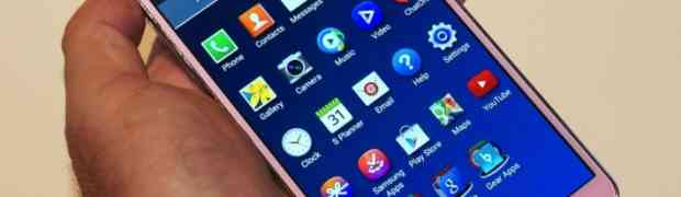 Samsung представил мощный фаблет Galaxy Note 3