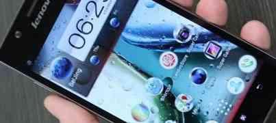 Lenovo вошла в тройку крупнейших производителей смартфонов
