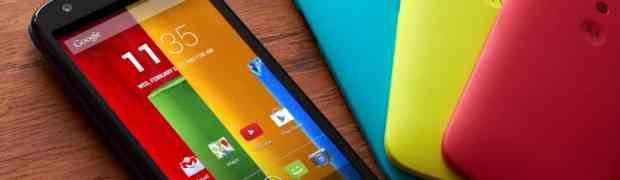 Motorola представила бюджетный Moto G