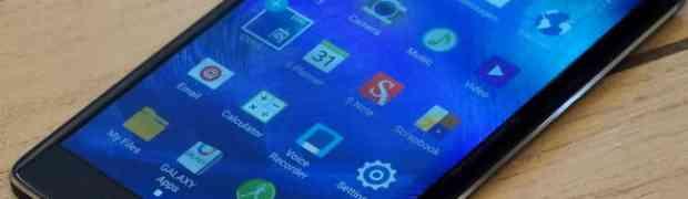 Samsung представил Galaxy Note 4 и Note Edge