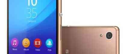 Sony представила Xperia Z4