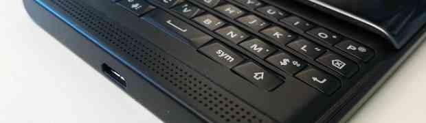 Blackberry представила первый смартфон на Android