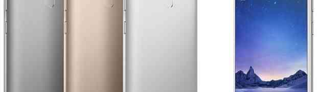Xiaomi представила Redmi Note 3