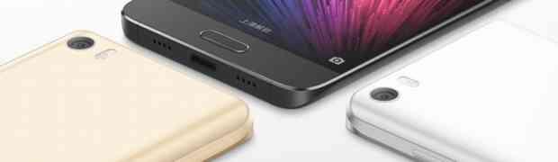 Xiaomi представила Mi 5 (цены в Баку)