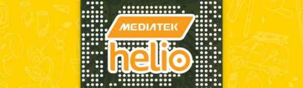Новые процессоры Mediatek Helio P20, P25 и X30