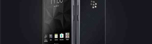 Новый BlackBerry Motion